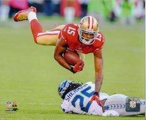Michael Crabtree San Francisco 49ers 8X10 Photo