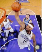 Demarcus Cousins Sacramento Kings SATIN 8X10 Photo LIMITED STOCK