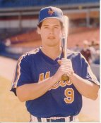 Gregg Jefferies LIMITED STOCK New York Mets 8X10 Photo