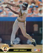Bobby Bonilla Pittsburgh Pirates LIMITED STOCK Glossy Card Stock 8X10 Photo