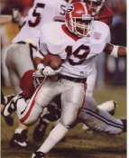 Hines Ward Georgia Bulldogs 8X10 Photo  LIMITED STOCK