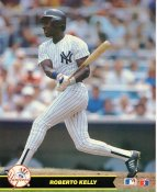 Roberto Kelly New York Yankees LIMITED STOCK Glossy Card Stock 8X10 Photo