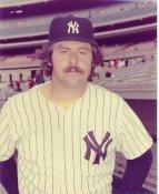 Jim Hunter Catfish Hunter LIMITED STOCK New York Yankees 8x10 Photo