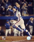 Gary Carter LIMITED STOCK 10/27/86 Game 7 World Series Celebration New York Mets 8X10 Photo