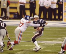 Dave Tollefson LIMITED STOCK New York Giants 8X10 Photo