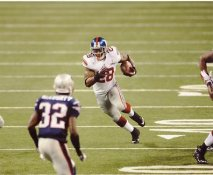 Jayron Hosley LIMITED STOCK Super Bowl 46 New York Giants 8X10 Photo