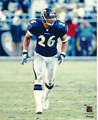 Rod Woodson LIMITED STOCK Baltimore Ravens 8x10 Photo