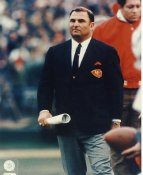 Hank Stram LIMITED STOCK Kansas City Chiefs 8x10 Photo