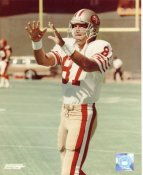 Dwight Clark LIMITED STOCK San Francisco 49ers 8X10 Photo