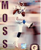 Randy Moss LIMITED STOCK Minnesota Vikings 8X10 Photo