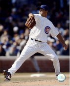 Ted Lilly LIMITED STOCK Chicago Cubs 8X10 Photo