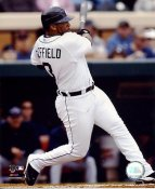 Gary Sheffield LIMITED STOCK Detroit Tigers 8X10 Photo