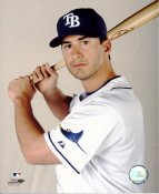Justin Ruggiano LIMITED STOCK Tampa Bay Rays 8X10 Photo