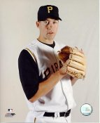 Bryan Bullington LIMITED STOCK Pittsburgh Pirates 8X10 Photo