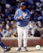 Lou Piniella LIMITED STOCK Chicago Cubs 8X10 Photo