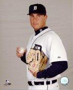Preston Larrison LIMITED STOCK Detroit Tigers 8X10 Photo