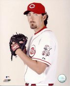 Gary Majewski LIMITED STOCK Cincinnati Reds 8X10 Photo