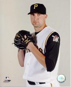 Jon Van Benschoten LIMITED STOCK Pittsburgh Pirates 8X10 Photo