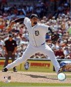 Joel Zumaya LIMITED STOCK Detriot Tigers 8X10 Photo