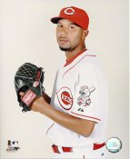 Daryl Thompson LIMITED STOCK Cincinnati Reds 8X10 Photo
