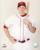 Drew Anderson LIMITED STOCK Cincinnati Reds 8X10 Photo