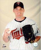Philip Humber LIMITED STOCK Minnesota Twins 8X10 Photo