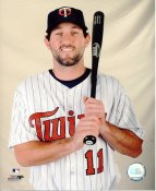 Jason Pridie LIMITED STOCK Minnesota Twins 8X10 Photo