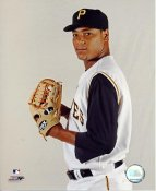 Luis Munoz LIMITED STOCK Pittsburgh Pirates 8X10 Photo