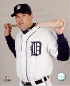 Michael Hollimon LIMITED STOCK Detroit Tigers 8X10 Photo