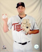 Kevin Mulvey LIMITED STOCK Minnesota Twins 8X10 Photo