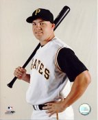 Steven Pearce LIMITED STOCK Pittsburgh Pirates 8X10 Photo