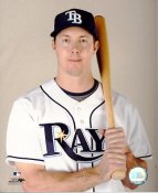 Chris Richard LIMITED STOCK Tampa Bay Devil Rays 8X10 Photo