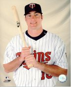 Matt Macri LIMITED STOCK Minnesota Twins 8X10 Photo