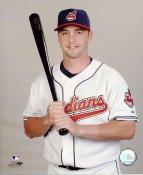 Wyatt Toregas LIMITED STOCK Cleveland Indians 8X10 Photo