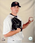 Brian Duensing LIMITED STOCK Minnesota Twins 8X10 Photo
