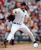 Nate Robertson LIMITED STOCK Detroit Tigers 8X10 Photo