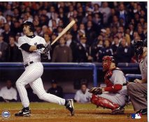 Aaron Boone 2003 ALCS Winning Home Run vs. Boston LIMITED STOCK New York Yankees 8X10