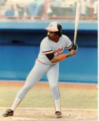 Eddie Murray LIMITED STOCK Baltimore Orioles 8X10 Photo