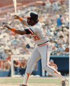 Eddie Murray SUPER SALE Slight Corner Crease Baltimore Orioles 8X10 Photo