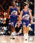 John Stockton & Karl Malone Utah Jazz LIMITED STOCK 8X10 Photo