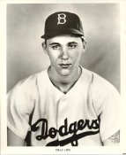Billy Loes LIMITED STOCK Brooklyn Dodgers 8x10 Photo