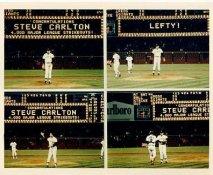 Steve Carlton 4,000 Strikeouts Collage LIMITED STOCK San Francisco Giants 8X10 Photo