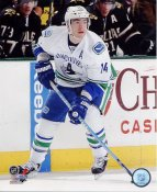 Alex Burrows Vancouver Canucks SATIN 8x10 Photo