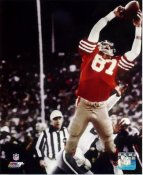 Dwight Clark The Catch San Francisco 49ers SATIN 8X10 Photo