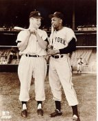 Mickey Mantle & Willie Mays LIMITED STOCK New York Yankees 8x10 Photo