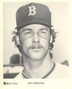 Rick Burleson Boston Red Sox Original Team Issued 8x10 Photo