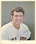 Sonny Siebert Boston Red Sox Original Team Issued Slight Creases Arco 8x10 Photo