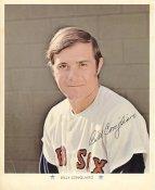 Bill Conigliaro Original Stadium Souvenir with Stamped Signature Red Sox 1971 ARCO 8x10 Photo