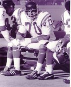 Jim Marshall LIMITED STOCK Minnesota Vikings 8X10 Photo