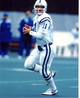 Jeff George SUPER SALE Indianapolis Colts 8X10 Photo